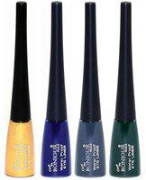 Bonjour Paris water proof bonjour eye liner 5 ml(Golden, Dark Green, Blue, Grey)