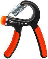 serveuttam Adjustable 5-50 kg Hand Grip/Fitness Grip(Orange)