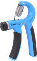 serveuttam Adjustable 5-50 kg Hand Grip/Fitness Grip(Black, Blue)