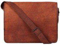 Goatter Men Brown Messenger Bag