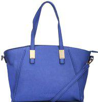 Caprese Women Blue Messenger Bag