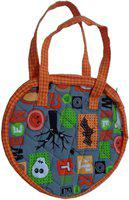 Adt Saral Hand-held Bag(Multicolor)