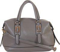Red Pout Women Grey Messenger Bag