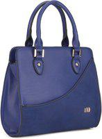 AND Women Blue Satchel