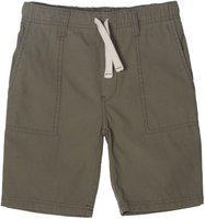 Sera Short For Boys Cotton Linen Blend, Nylon Blend, Cotton Linen Blend(Dark Green, Pack of 1)