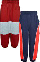 Gkidz Boys Multicolor Jogger Pack of 2 (JOG-2PCK-003-004-CMB5-11-12Y_ Multicolor_11-12 Years)
