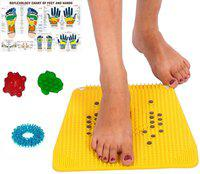 ACM Acupressure Foot Mat With Body Massage Products Gym & Fitness Kit