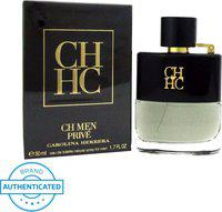 Carolina Herrera Prive Eau de Toilette - 50 ml(For Men)