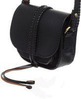 Romari Black Sling Bag