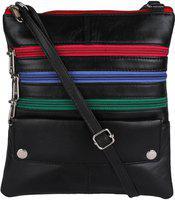 K London Black Sling Bag