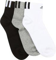 ADIDAS Men Solid Ankle Length(Pack of 3)
