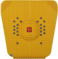 ACM Acupressure Mat Stress And Pain Relief Yellow 1 mm Equipment Mat