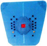 ACM Acupressure Foot Massager with Powerful Magnetic Pyramids Pain Reliefer Multicolor 25 mm Equipment Mat