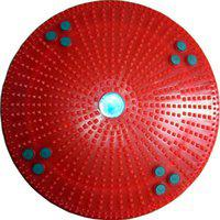 ACM Acupressure Twister Weight Reducer - Small Disc Multicolor 1 mm Equipment Mat