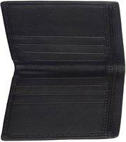 Leatherman 3 Card Holder(Set of 1, Black)