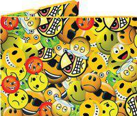 Snooky Men Multicolor Tyvek Wallet(4 Card Slots)