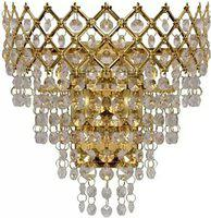 Plus Products Candelabra Wall Lamp