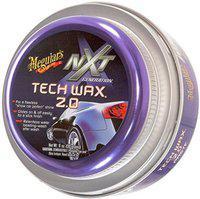 3M Meguiar's G12711AM NXT Generation Tech Wax 2.0 Paste 311 Grams Car Washing Liquid(311 ml)