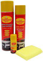 euro diamond shine Liquid Car Polish for Dashboard, Exterior(1050 ml)