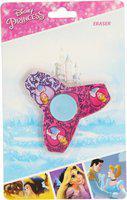 Disney CINDERELLA SPINNER ERASER - HMWSER 72260-CIN Non-Toxic Eraser(Pink)