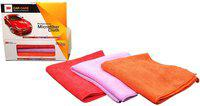 3M Microfiber Vehicle Washing Cloth(Pack Of 3)