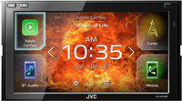 JVC KW-M740BT Car Stereo(Double Din)