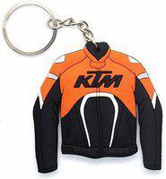 KTM keychain Jacket Front & Back Jersey Key Chain
