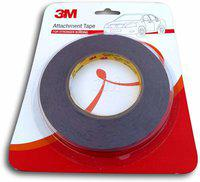 3M Attachment Tape Self Adhesive Acrylic (Manual)(Set of 1, Grey)