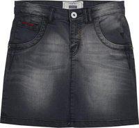 Gini & Jony Solid Girls Skorts Black Skirt