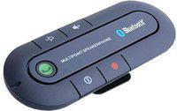 Suroskie v3.0 Car Bluetooth Device with FM Transmitter(Black)