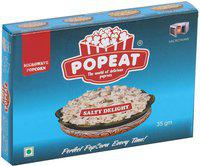 PopEat Salty Delight Salty Delight Popcorn(210 g, Pack of 6)