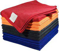 Autyle Microfiber Vehicle Washing Cloth(Pack Of 7)