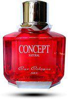 CONCEPT Car Perfume Fresh Rose Air Freshener for Car Freshener(70 ml)