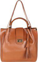 Don Cavalli Women Tan Messenger Bag