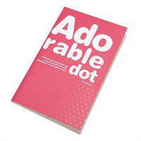 Enwraps Dot Series Regular Notebook Unruled 180 Pages(Pink)
