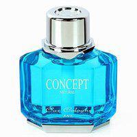 CONCEPT Car Perfume Fresh Blue Berry Air Freshener for Car Freshener(70 ml)