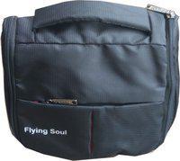 Flying Soul toiletry bag Travel Toiletry Kit(Black)