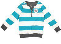 Allen Solly Full Sleeve Striped Boys Sweatshirt