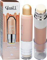 Glam 21 Pro HD Highlighter Stick-CL1015-B2 Highlighter(Pure Beige)