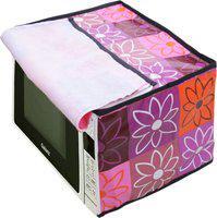 Pridhi Microwave Oven Cover(Multicolor)
