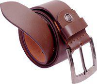 BlacKing Brown Leather Belt