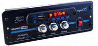 soundfire BLUETOOTH/USB/SD/AUX/FM/MP3 Car Stereo(Single Din)