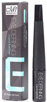 Menow Makeup Black Liquid Eyeliner Waterproof not Blooming Quick-Drying Cosmetic 5 ml(BLACK)