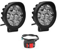 P A Fog Lamp LED for Royal Enfield(All Royal Enfield Models, Pack of 3)