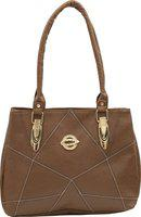Bongzshion Women Brown Messenger Bag