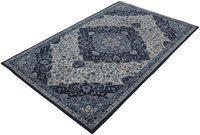 Rugsmith Multicolor Nylon Carpet(120 cm X 150 cm)