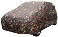 GOODQUALITY - THE NAME OF TRUST Car Cover For Hyundai Santro, Eon, i10, Go, Beat, Spark (Without Mirror Pockets)(Multicolor)