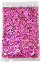 Embroiderymaterial Pink Flower Shape Centre Hole Sequins(50 g)