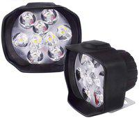 AutoPowerz Fog Lamp, Headlight LED(Universal For Bike, Pack of 1)