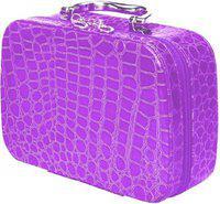 SKYFISH cosmetic bag Travel Toiletry Kit(Multicolor, Purple)